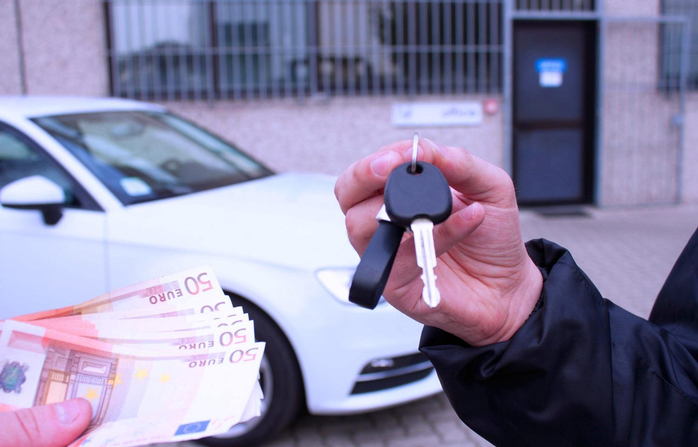 О проблемах продажи подержанных автомобилей